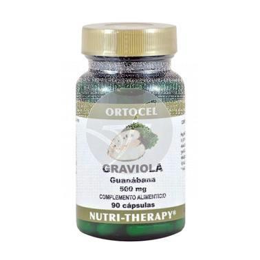 Graviola Cap Extracto 500Mg Ortocel