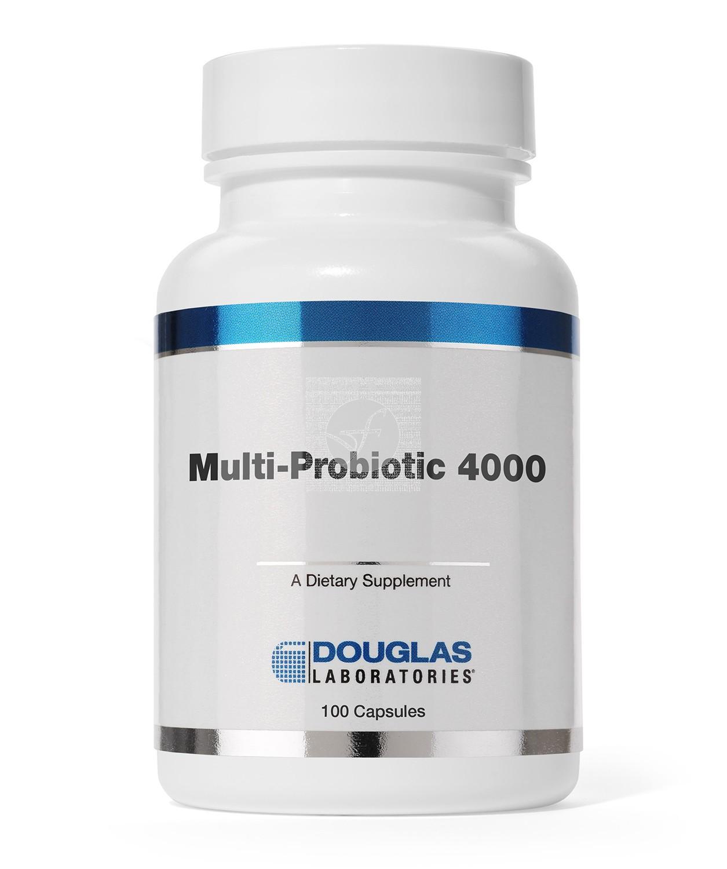 MULTI-PROBIOTIC 4000 LABORATORIOS DOUGLAS