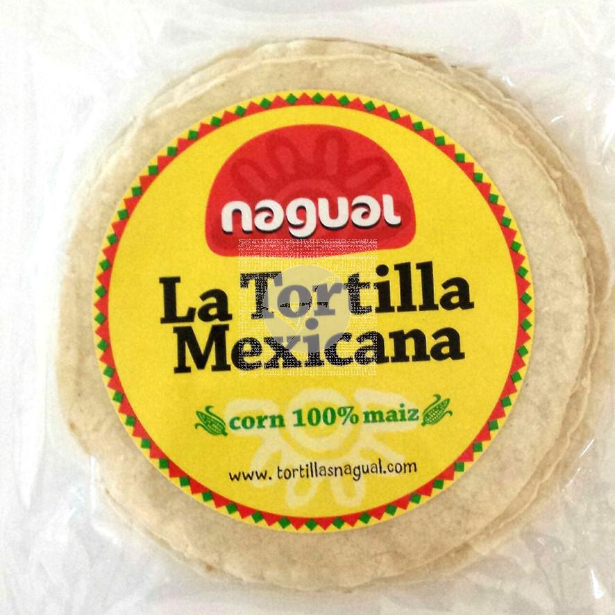 Piadina Tortillas De Maiz 8 unidades Nagual