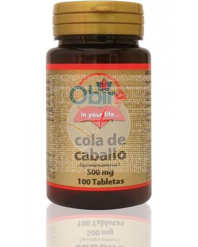 COLA DE CABALLO 500MG OBIRE