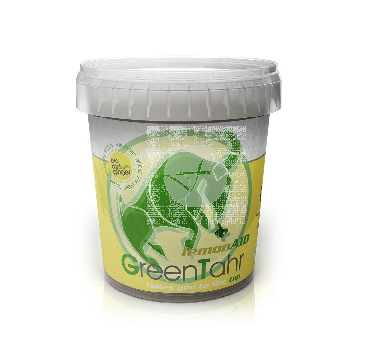GREEN TAHR LEMON AID ENERGY FEELINGS