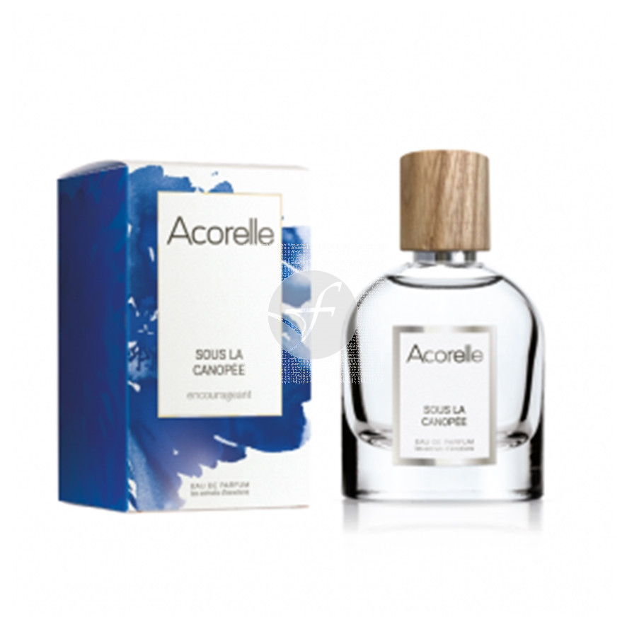 Agua de perfume sous la canopee biológico Acorelle