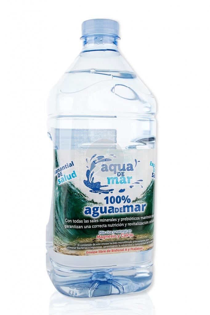 Agua de mar para cocinar Agua de Mar