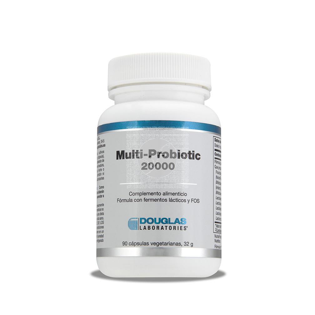 Multi-Probiotic 20000 Laboratorios Douglas