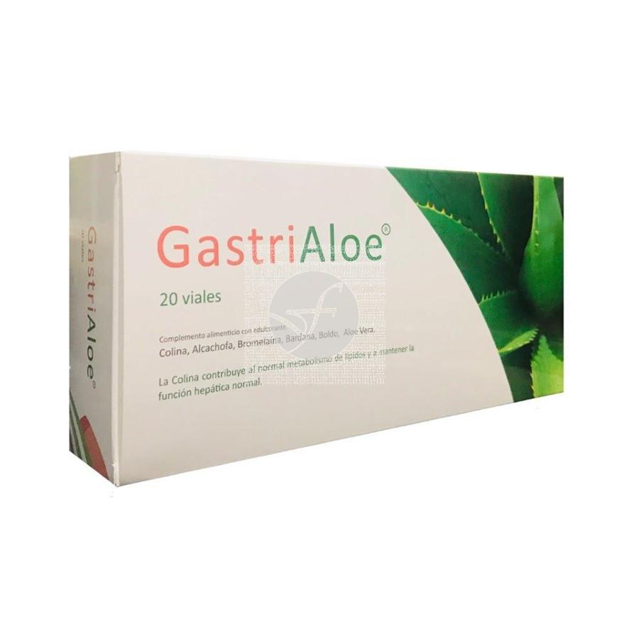 Gastrialoe 20 ampollas Margan