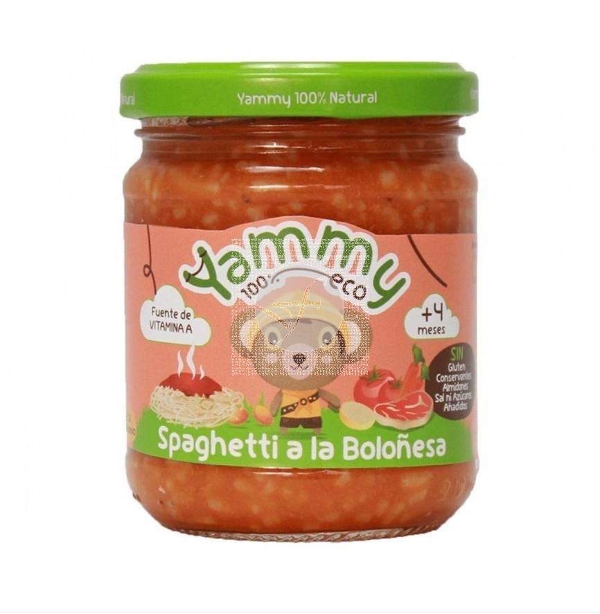 Potito De Espagueti A La Boloñesa Eco Yammy