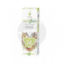 Herbodiet Extracto Fluido De Ginkgo Biloba Nova Diet