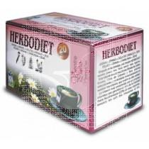 Herbodiet Vientre Plano 20 Infusiones Nova Diet