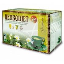 HERBODIET GLUCONOVA 20 INFUSIONES NOVA DIET