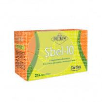 DIETKUM SBEL-10 INFUSIONES DIETISA