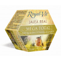 Royal Vit Mega Total Jalea Real 1500Mg Dietisa