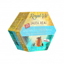 Royal Vit Infantil Jalea Real 20 viales Dietisa