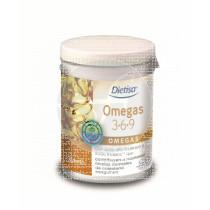 Omegas 3-6-9 Dietisa