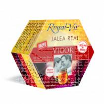 Royal vit Vigor jalea real 20 viales Dietisa