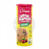 Galletas Digestive Arandanos sin Azucar Añadido 190Gr Santiveri
