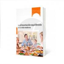 Libro la alimentación equilibrada en la vida moderna Ana Maria Lajusticia