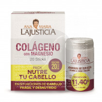 Pack Nutre Tu cabello Sticks Ana Maria Lajusticia
