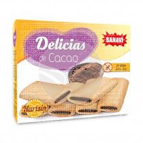 Delicias De Cacao sin gluten Sanavi