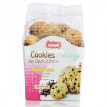 Cookies de Chocolate sin Azúcar Sanavi