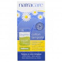 Tampon Regular con aplicador Natracare