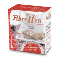 Galletas De Avena y Chocolate Fibretten