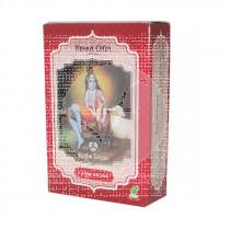 Henna Tinte Natural Caoba Oscuro 100Gr polvo Radhe Shyam
