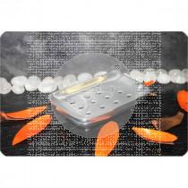 Jabonera Aluminio Radhe Shyam