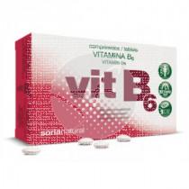 Vitamina B6 Retard 48 comprimidos Soria Natural