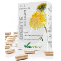 Diente Leon 14-S capsulas Soria Natural