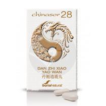 CHINASOR 28 DAN ZHI XIAO YAO WAN SORIA NATURAL