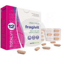 Totalvit 12 Fragivit 28 comprimidos Soria Natural