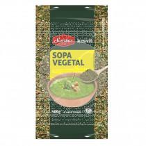 Kesvit Sopa Vegetal 500Gr Sorribas