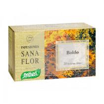 BOLDO INFUSION SANAFLOR SANTIVERI