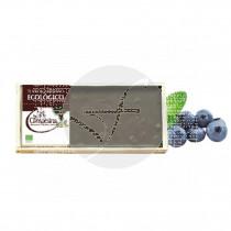 Turron chocolate con arandano eco s/g La Campesina