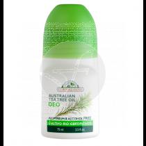 Desodorante Roll-On Arbol Del Te Australiano Bio Corpore Sano
