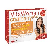 Vitawoman Cranberry Plus De Eladiet