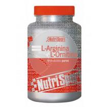 L-ARGININA Y L-ORNITINA AMINOACIDOS CAPSULAS NUTRISPORT