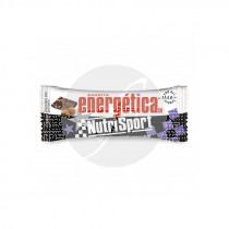 BARRITA ENERGETICA CHOCOLATE CON AVELLANAS NUTRISPORT