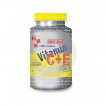 Vitamin C + E comprimidos NutriSport