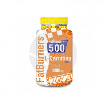 FATBURNERS L-CARNITINA 500 NUTRISPORT