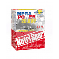 MEGAPOWER 20000 FRESA N SPORT