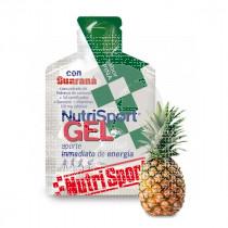 Gel con Guarana sabor Piña NutriSport