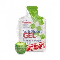 Gel con Taurina sabor Manzana NutriSport