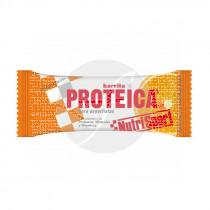 Barrita Proteica Naranja NutriSport