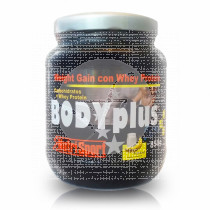 Bodyplus Instant yogur Platano 850Gr Proteinas NutriSport
