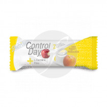 BARRITA CONTROL DAY YOGUR MELOCOTON NUTRISPORT