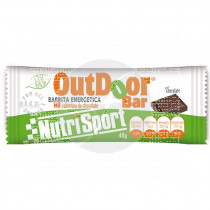 BARRITA ENERGETICA OUTDOOR CHOCOLATE NUTRISPORT