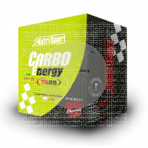 CARBO ENERGY TABS LIMON NUTRI-SPORT