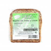Pan De Espelta Avena y Linaza Naturpan- Pan Por Encargo