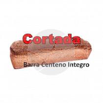 Pan Centeno Cortado Barra 2200 gramos Naturpan